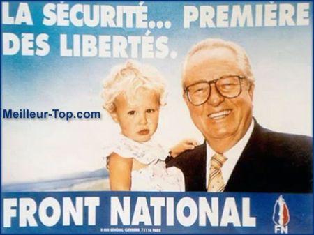 LePen-abuelo y nieta