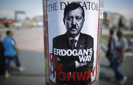 Erdogan dictadura