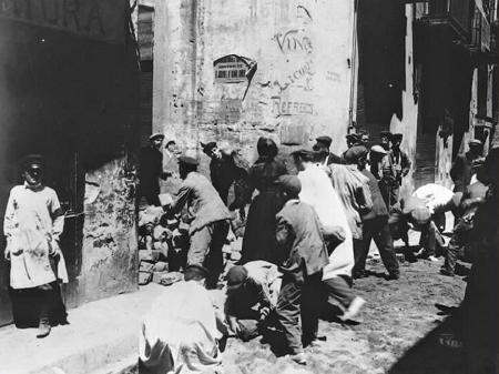 barricada-semana-tragica