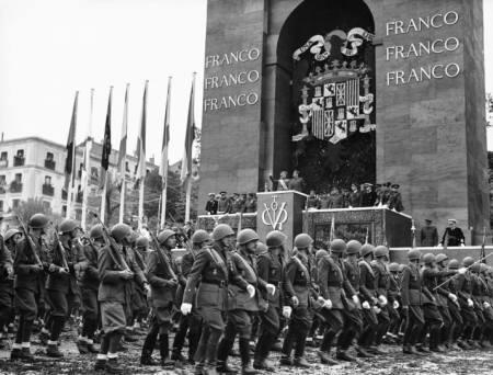Desfile victoria 1939