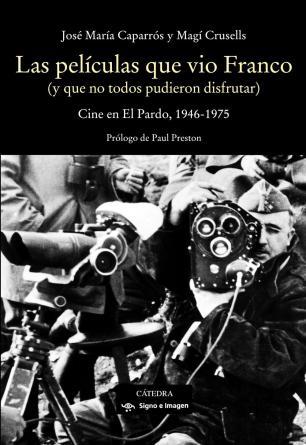 Las películas que vió Franco